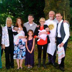 Baby Blessings Ceremony to Recognize the Incarnation